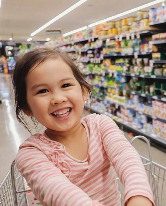 How to Eliminate Tantrums in the Grocery Store
